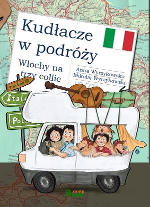 Kudłacze w podrózy.Włochy na trzy collie.